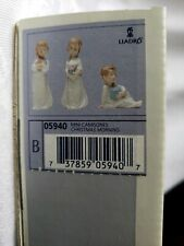 Lladro Ornament Collectable Mini Camisones Christmas Morning Lot Christmas #2