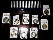NGC MS63 Morgan Silver Dollar U.S. Mint Coin