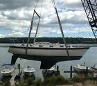 1980 Cape Dory 29' Sailboat Volvo Penta Inboard Westport, MA   No Fees/Reserve