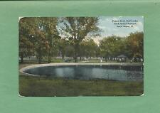 PUNCH BOWL GOLF COURSE, ARSENAL In ROCK ISLAND, IL On Vintage 1916 Postcard