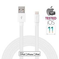 Fast Lightning USB Charger Charging Data Sync Cable for iPhone 8 X XS Max Cable