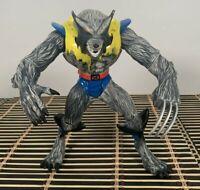 """ToyBiz Werewolf Wolverine X-Men Mutant Monsters 7"""" Action Figure Read Descrip"""