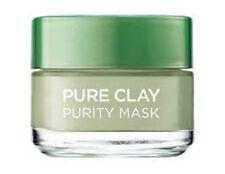 Loreal Pure Clay Purity Mask PURIFIES, MATTIFIES - 3 PURE CLAYS + EUCALYPTUS