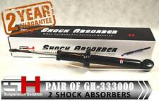 2 NEW REAR  SHOCK ABSORBERS MITSUBISHI COLT FTO LANCER / GH-333000 /