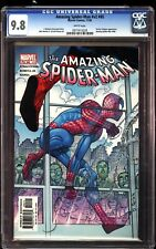 Amazing Spider-Man V2 45 CGC 9.8 Doctor Octopus Appearance Romita Jr Cover #486