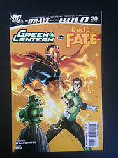 Box 14a, Comic DC, The Brave And The Bold, # 30 Feb 10 Green Lantern Doctor Fate