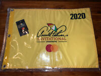 2020 ARNOLD PALMER Invitational Golf Tournament Official Dated Bay Hill FLAG