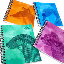 Monster Stationery - Joshua Green A5 Lined Notebook - Made in UK -  One of Each