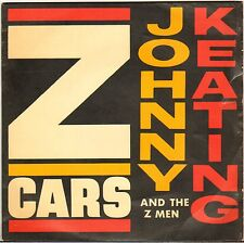 """JOHNNY KEATING & THE Z MEN """"THEME FROM Z CARS"""" POP ROCK 60'S EP"""