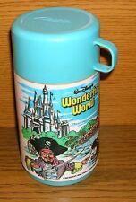 Thermoskanne Aladdin USA WALT DISNEY Wonderful World 1980