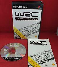 World Rally Championship (Sony PlayStation 2)