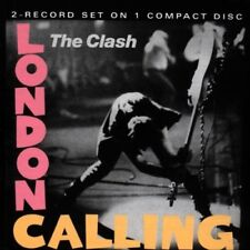 The Clash - London Calling - The Clash CD Q6VG The Cheap Fast Free Post