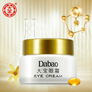 Dabao Eye Cream Gel Remove Dark Circles Crows Feet Bags Lift Firm Anti Aging 20g