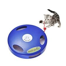 Cleebourg Cat Toy Electric Cat Slashes