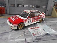 BMW M3 E30 Rallye Gr.A Tour de Corse 1990 #14 Chatriot Bastos OT669 OTTO 1:18