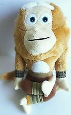 Peluche kung fu panda 23 cm maestro scimmia monkey Dreamworks big headz plush