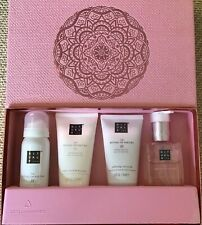 RITUALS The Ritual Of Sakura 4pc Body Toiletries Christmas Gift Set NEW IN BOX