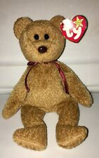 RARE AND RETIRED TY BEANIE BABIES CURLY THE BEAR