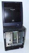 Panasonic Gehäuse / Rack  + Netzteil + Wandhalterung KX-TDE100NE / PSU-S