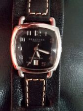 Kenneth Cole Wrist leather Watch for Women. Needs battery