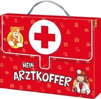 Mein Arztkoffer Doktorkoffer Arzt Medizin Lernspiel Kinder Spielzeug Geschenk