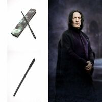 Harry Potter SEVERUS SNAPE Magical Wand Zauberstab Magisch Stab Kinder Spielzeug