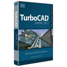 TurboCAD Expert 2017 Premium CAD Solution