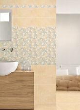 Piastrelle bagno casa pavimento rivestimento gres ceramica Fiordo Tresor beige