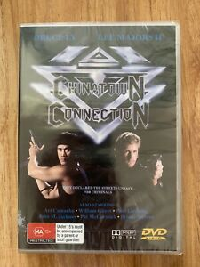 Chinatown Connection (DVD) - BRAND NEW