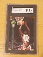 1992 Classic Four Sport #1 Shaquille O'Neal SGC 9.5 RC Rookie