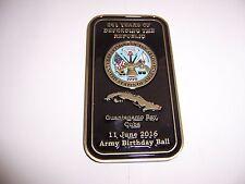 US NAVAL STATION GUANTANAMO BAY CHALENGE COIN