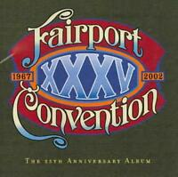 FAIRPORT CONVENTION - XXXV [BONUS TRACKS] NEW CD
