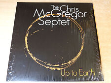 EX/EX !! The Chris McGregor Septet/Up To Earth/2009 Stamford Audio LP