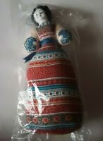 Avon American Heirloom Doll with China Head and Lavender Sachet BRAND NEW
