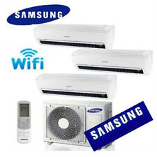 CLIMATIZZATORE SAMSUNG TRIAL SPLIT WINDFREE LIGHT WIFI 7+7+7 AJ052M A++/A+