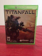 Titanfall Microsoft Xbox One - EUC - Free Shipping