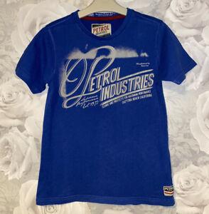 Boys Age 9-10 Years - Petrol Industries T Shirt