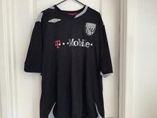 West Bromwich Albion Genuine Away Shirt For 2007/08 Season