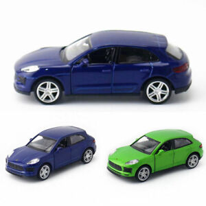 1:36 Porsche Macan S Model Car Metal Diecast Gift Toy Vehicle Kids Collection