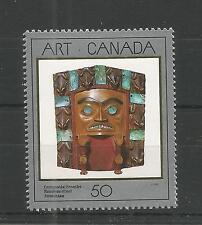 CANADA 1989 CANADIAN ART 2ND SERIES SG,1327 UM/M NH LOT 4780A