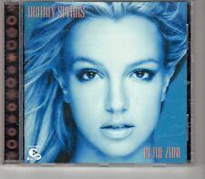 (HO203) Britney Spears, Britney - 2001 CD (wrong artwork)