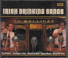 Irish Drinking Songs - Waxies Dargle, Blackwater Boys, Blarney Lads (3 CDs,NEU!)