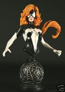 Bowen Designs Spider Woman Black Bust