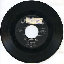 ANGELS, The Cry Baby, Cry / That's All I Ask Of You US 1962 CAPRICE 45rpm