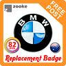 82mm Replacement BMW Badge Emblem Logo Boot Trunk Hood E39 E46 E60 E38