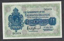 Falkland Islands 5 pound 1975 UNC Reproduction