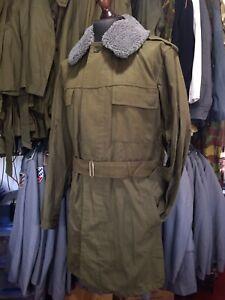 Czech Republic AČR Army Surplus OG Fur Collared Parka