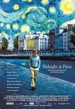 Midnight In Paris Movie Poster Mini Poster 11inx17in (28cm x43cm)