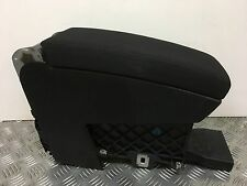 VW PASSAT B6 2005-10 CENTER CONSOLE STORAGE COMPARTMENT ARMREST BLACK 3C0864207