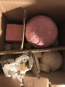 Box 4 Lush Bath Bombs. New In Box